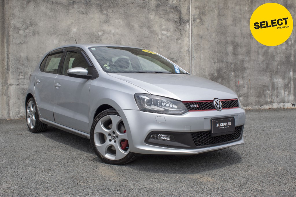 2012 Volkswagen Polo GTI LOW KM'S
