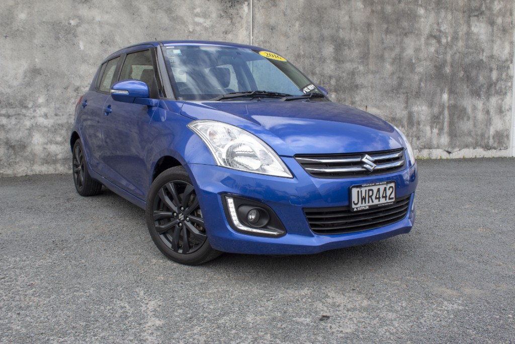 2016 Suzuki Swift NZ New SE