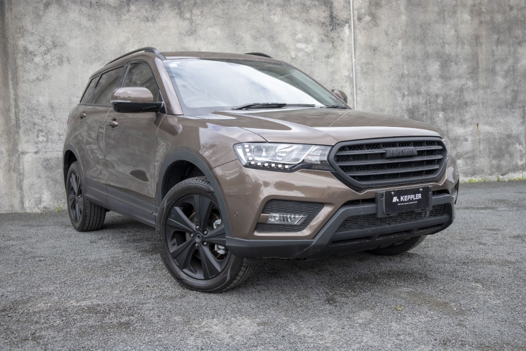 2020 HAVAL H6 LUX BLACK OUT!