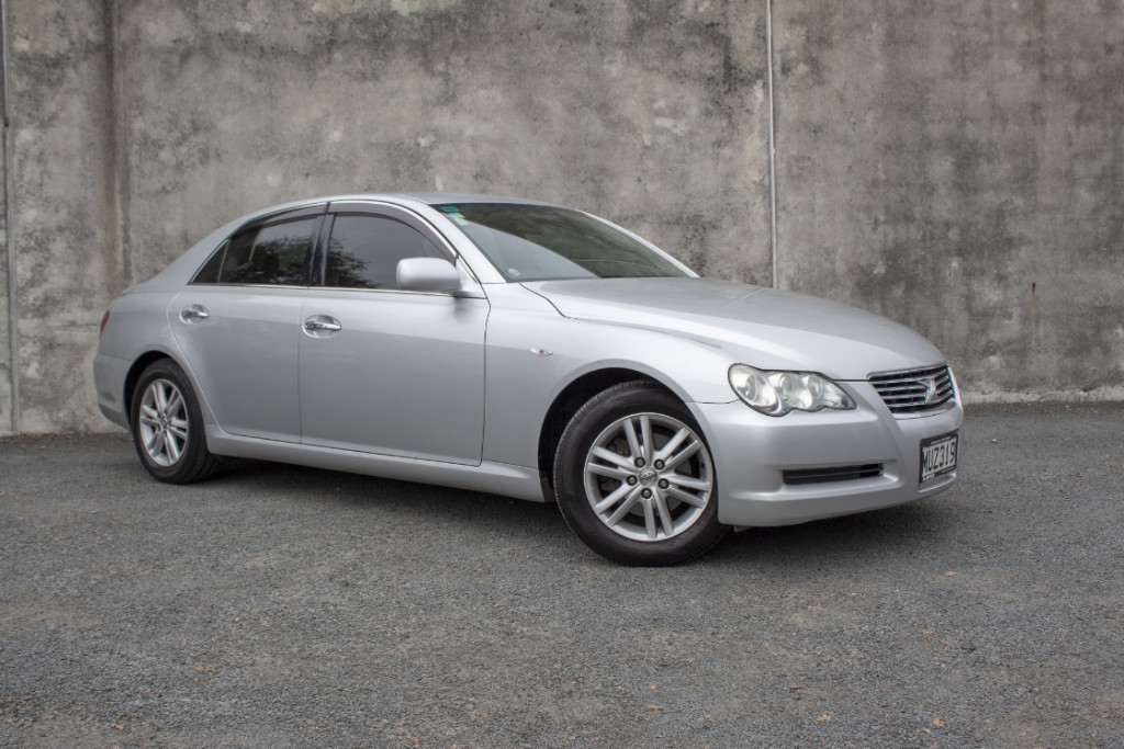 2004 Toyota Mark-X 2.4L