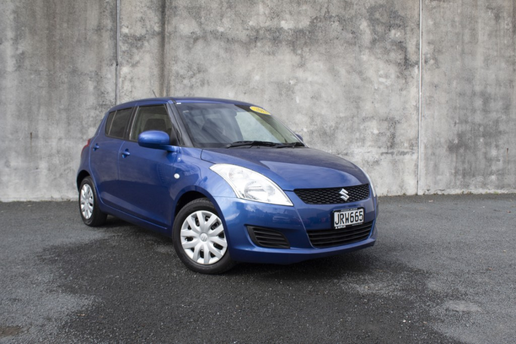 2013 Suzuki Swift Reverse Camera