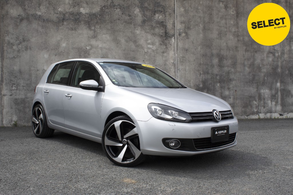 2012 Volkswagen Golf TSI High Line