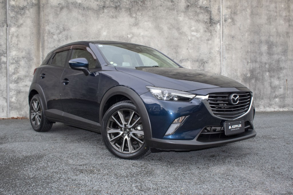 2015 Mazda CX3 Diesel Turbo Touring