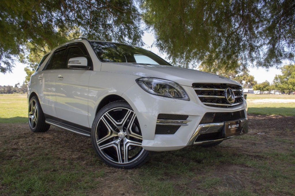 2015 Mercedes-Benz ML350 B Tech AMG