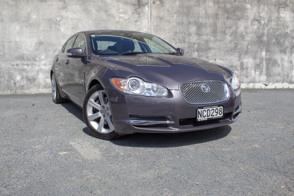 2008 Jaguar XF NZ New 3.0L