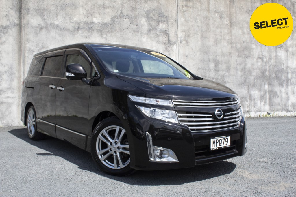 2010 Nissan Elgrand Highway Star
