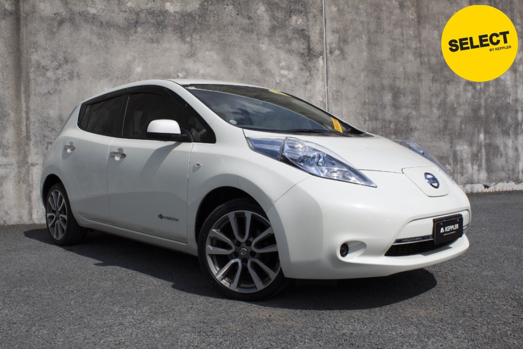 2012 Nissan Leaf G SUPER LOW KM'S