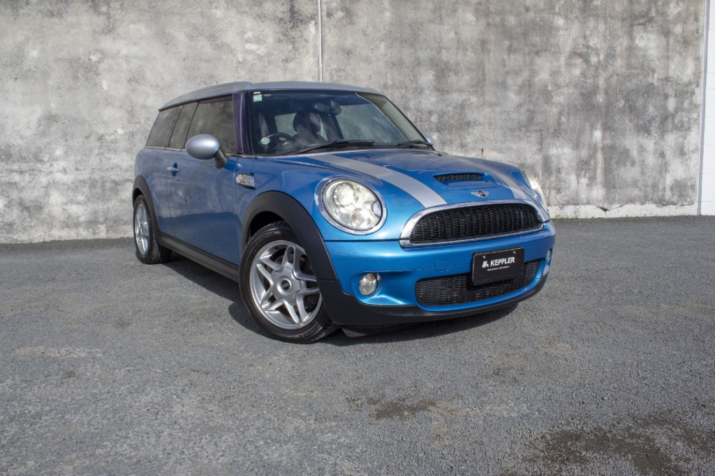 2009 Mini Cooper S Clubman Low km's