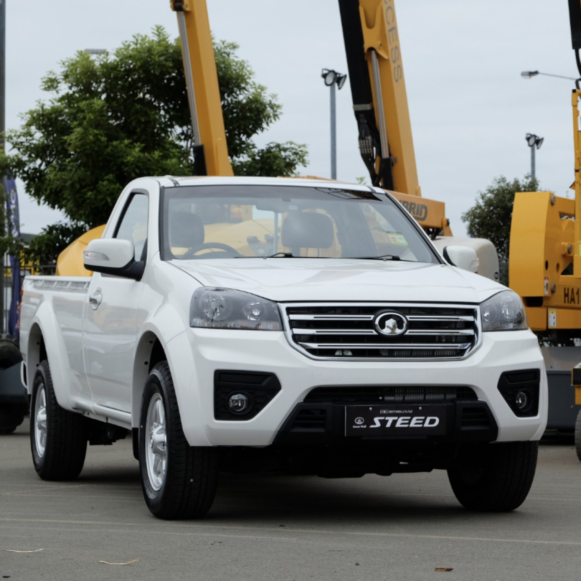 great wall dealers nz